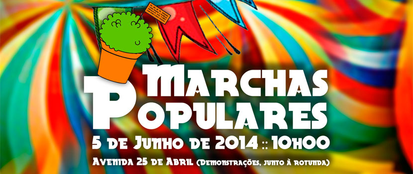 Marchas Populares 2014